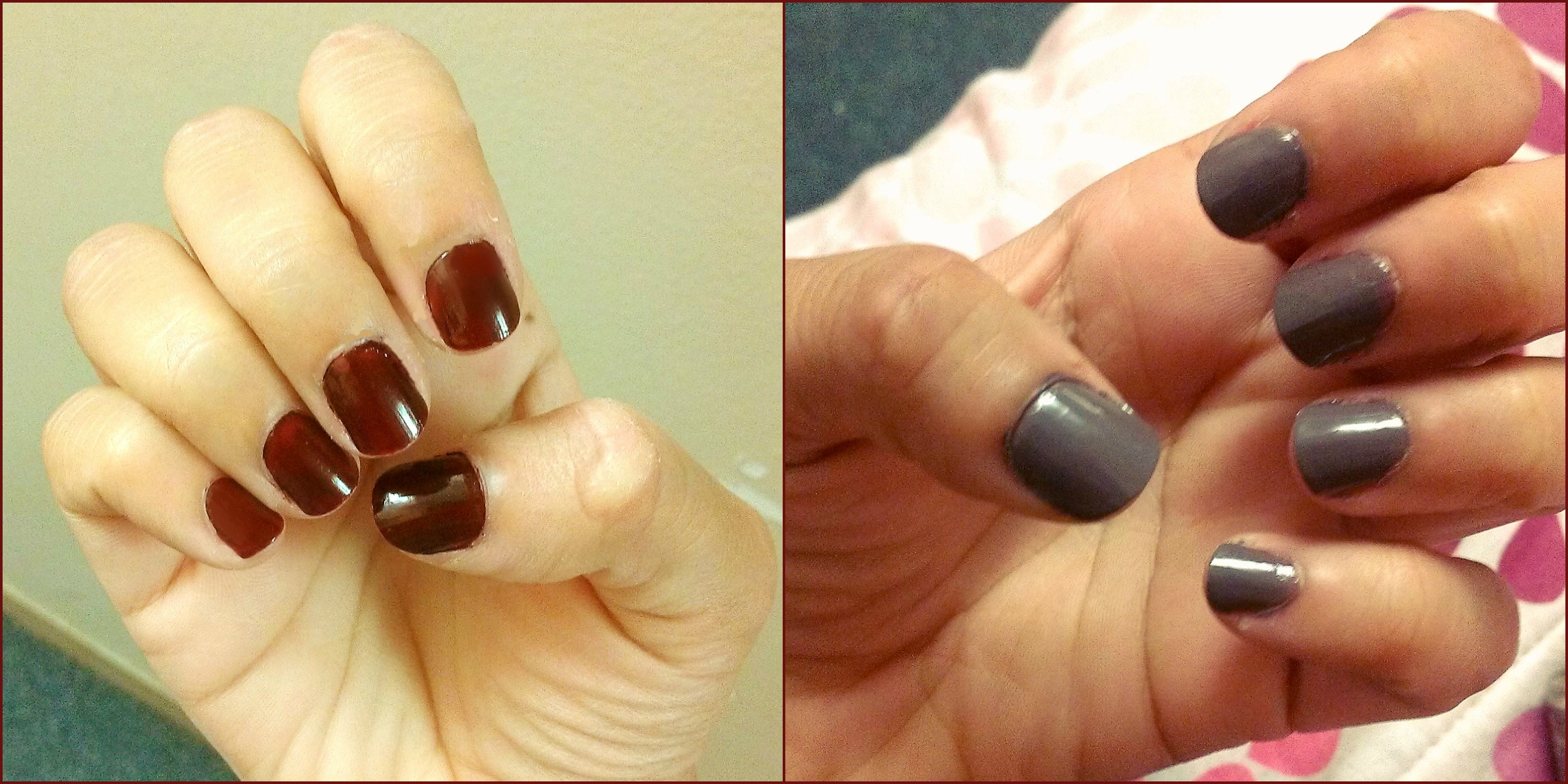 Fall Nail Colors | Not Your Every day Brown Girl