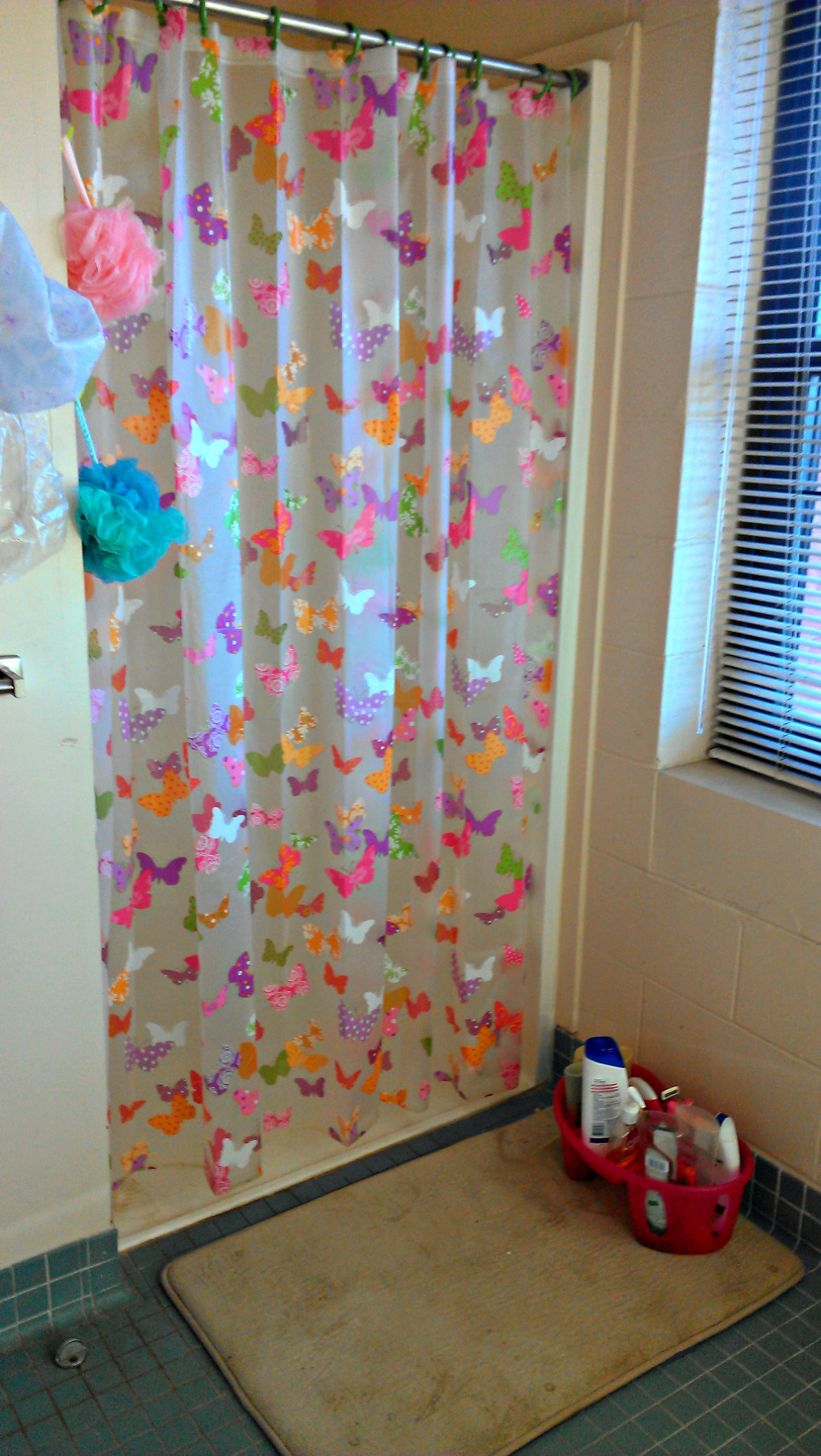 Cute Shower Curtain
