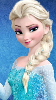 Frozen-Snow-Queen-Elsa